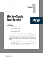 Why You Should Study Spanish