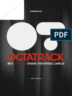 Octatrack MKI User Manual ENG