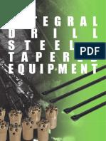 Mitsubishi Integral and Tapered Steel