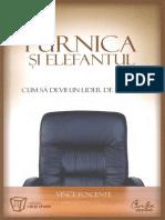 Vince Poscente - Furnica Si Elefantul(Cum Sa Devii Un Lider de Succes)
