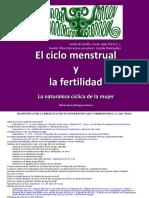 1 Diapositivas C-menstrual Fertilidad Tema1