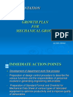 Growth Plan_Mechanical Group