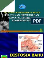 07c Update-Distosia Bahu & Ekst Vakum