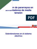004 Pararrayos Distribucion CIP v1