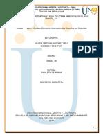 Analizar Convenios Internacionales Suscritos Por Colombia