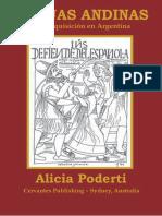 Alicia Poderti - Brujas Andinas