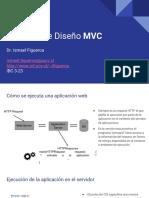 El Patrón de Diseño MVC