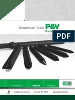 P & v Demolition Tools