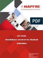 LEY 29783 SST - AUDITORIA PERU.pptx