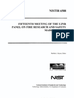 Mathematical Modeling for Fire Phenomenon