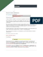 Resumo de Contratos Administrativos - Alternativa