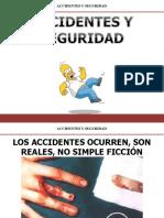 Accidentes y Seguridad Ppt Basica