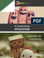 Bibliografia 6 Emociones Basica