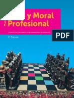 Manual de Ética y Moral Profesional