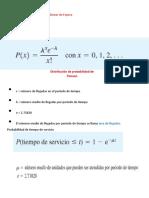 F 14 Formulario Lineas de Espera