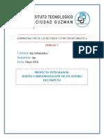 Diseño Implementacion DataCenter