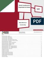 Direito Constitucional - Organização do Estado.pdf