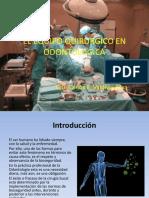 El Equipo Quirurgico en Odontologica