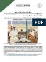 220617 Crisis Qatar Arabia