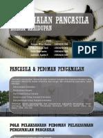 Pengamalan Pancasila