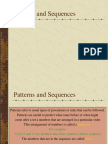 1 2 Patterns Sequences