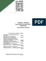 MANUAL TECNICO  5425 5725 Reparacion.pdf