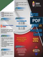 Trifolio Virtual Apoyo a La Inv Lt.2012