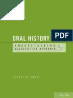 [Patricia_Leavy]_Oral_History_Understanding_Quali(b-ok.xyz).pdf