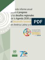 Informe CEPAL 2018