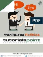 Workplace Politics Tutorial
