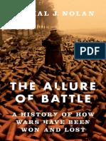 [Cathal J. Nolan] the Allure of Battle a History (B-ok.xyz)