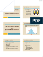 4. Method Evaluation 7th Edition