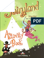 Fairyland Starteractivity Book