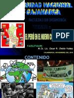 Modulo VI El Perú en El Nuevo Contexto Mundial