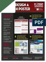 Reseach Poster Handout Print