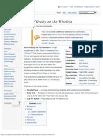 Paul OGrady on the Wireless - Wikipedia