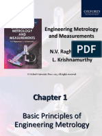 Engineering Metrology And Measurement