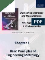 Engineering Metrology And Measurement