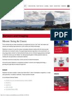 Raytheon Sensors and Imaging