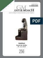 Gm Auktion 256 Katalog