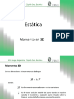 Momento 3D