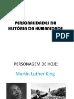 Personalidades Da História Da Humanidade