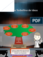 Matriz de Torbellino de Ideas
