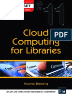 Cloud Computing for Libraries Breeding Marshall