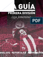 guia primera división femenina españa