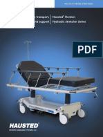 Hausted Horizon Stretcher - Models 462 Series M2102EN 0411