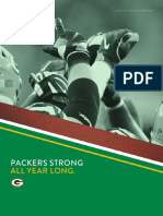 Green Bay Packers 2017 Annual Report