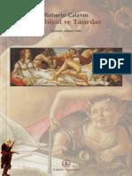 Roberto Calasso - Edebiyat Ve Tanrılar