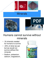 Bahan Bahan Mineral