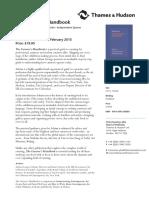 Curator's Handbook_press Release